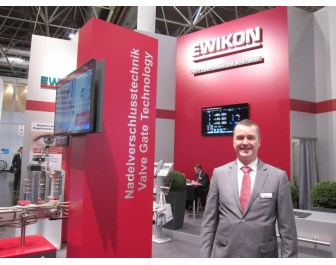 Henk Jan Pomstra, Managing Director, EWIKON Hotrunner Systems Shenzhen Co Ltd.
