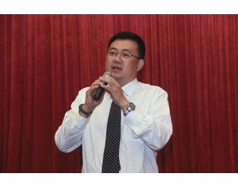Xi Zhongmin, Technical Director/Director of Technical Center at Guangzhou Automobile Group Motor Co., Ltd (GAC)