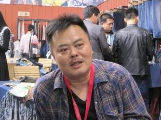 Bin Yang, Vice President of Seazon Textile and Garment Company