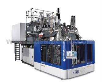 KBB400 jerrycans machine from Kautex.