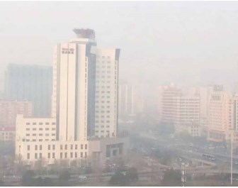 China is in urgent need to improve its air quality.