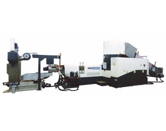 A GM90 Compac recycling line.