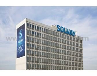 Solvay increases its carbon fiber manufacturing capacity for aerospace applications.