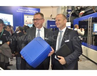 Olaf Weiland (Left), CEO and Partner, and Andreas Lichtenauer (Right), Managing Partner of Kautex.
