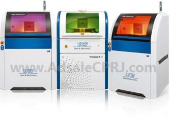 Three new laboratory lasers and additional production systems from LPKF.