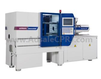 SmartPower servo hydraulic injection molding machine.