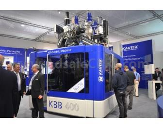 The all-electric KBB series premiered at K 2016.