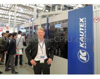 Dieter Rothe, Key Account Manager for sales and business development of consumer packaging at Kautex.