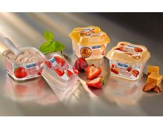 EasySnacking pack from RPC Superfos has played a crucial role in the success of a new range of frozen yogurt from Luxlait.
