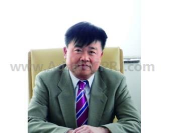 Jonathan Ching, Managing Director of Wittmann Battenfeld (Shanghai) Co. Ltd.