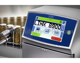 The recently-launched Linx 8900 series CIJ printer.
